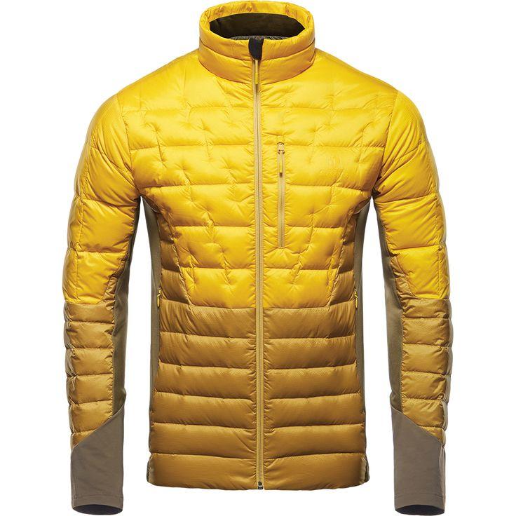 Black Yak Maiwa Line Light Down Insulation Jacke nugget gold S nugget gold | S kaufen im Bergzeit Shop