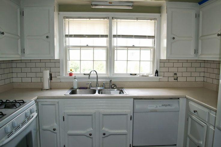 Sink Off Center From Window In 2019 Kitchen Sink Window