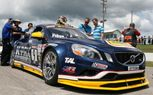 K-Pax Racing Volvo S60R GT Debuts at Mosport With New Bodystyle. For more, click http://www.autoguide.com/auto-news/2011/05/k-pax-racing-volvo-s60r-gt-debuts-at-mosport-with-new-bodystyle.html