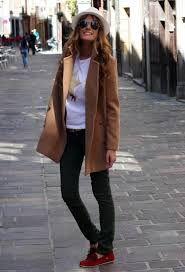 beige basic coat outfit - Google-søgning