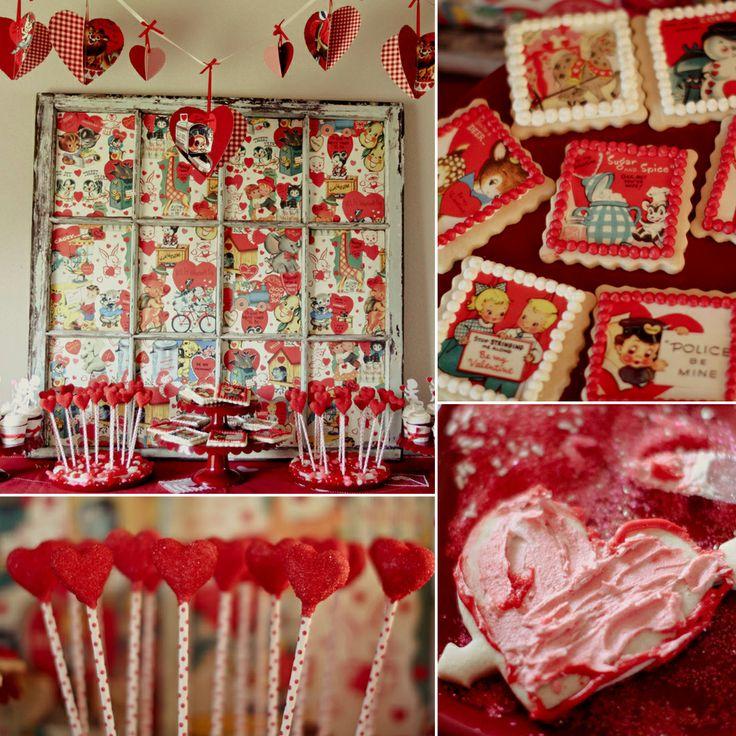 Valentine Cookie Decorating Party
