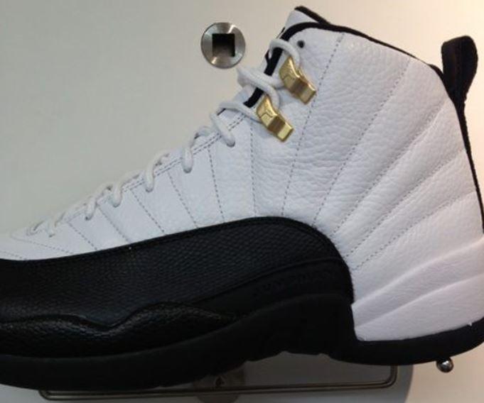 2013 Air Jordan Retro 12 Taxi Sneaker (Release Info + Images))
