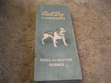 Bulldog Suspenders Box