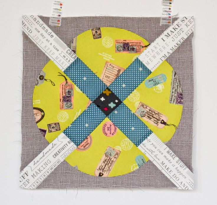 badskirt: Wake Up Call and Transmission Quilt Pattern $2.50