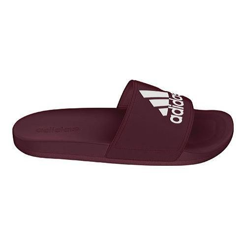 The classic Adilette slide gets a comfort upgrade with a cushy Cloudfoam midsole. Synthetic upper Super soft Cloudfoam midsole for step-in comfort and supreme cushioning Lightweight EVA outsole. Heel