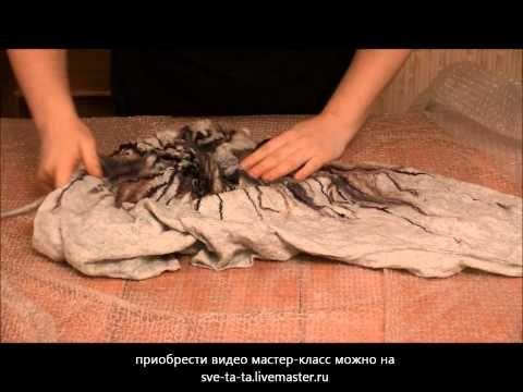 Бактус декорированный в экостиле - YouTube