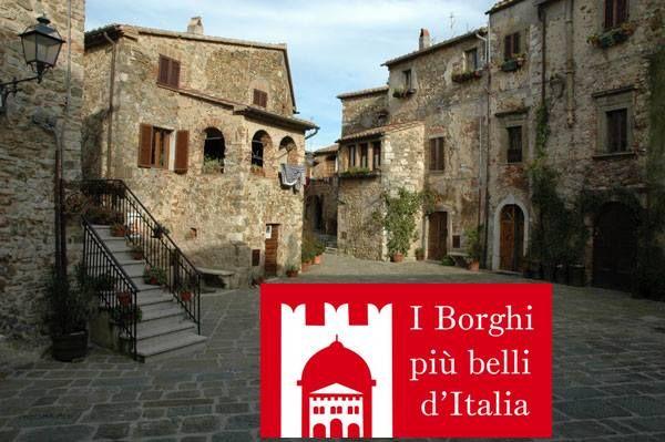 Montemerano fra i borghi più belli d'Italia #manciano #borghi #maremma #toscana