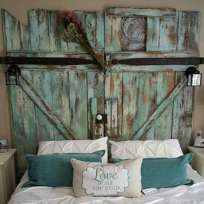 Photo Via 13 Beater Street Love This Look Barn Door