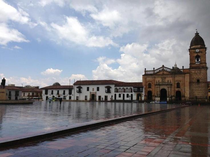 Colombia - Tunja, Boyaca.