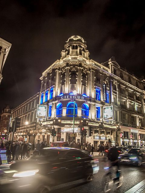 Gielgud Theatre, Shaftesbury Street, London
