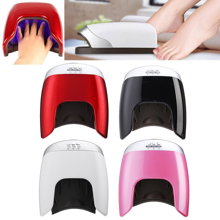 Awesome UV Gel Polish LED Nail Lamp Nail Dryer Curing Light with Bottom s s