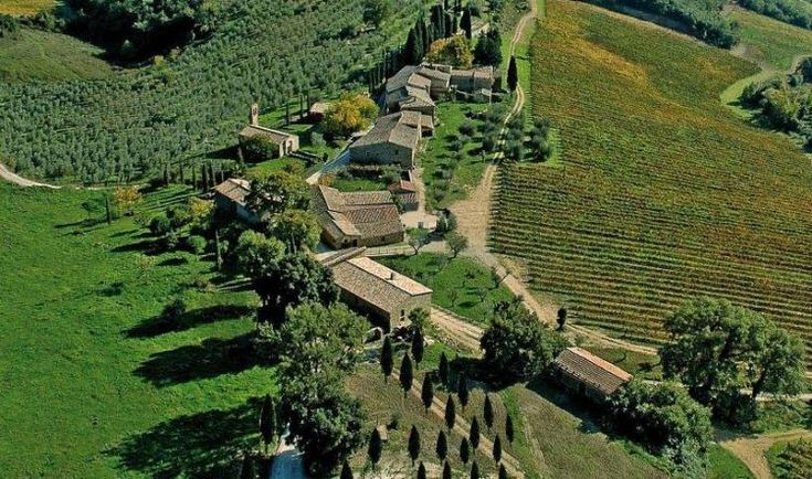 Agritourism, with 350 hectares of land in Tuscany. (MD4038480), Mondinion.com Global Real Estate