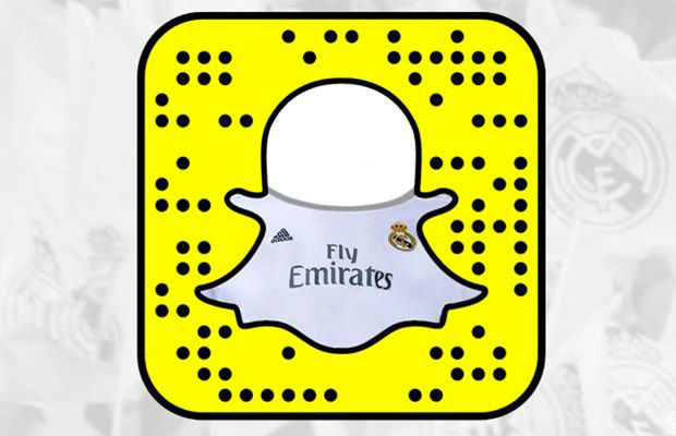 Real Madrid team up with Snapchat • Future Sport