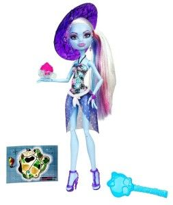 Monster High Abbey Skull Shores Abbey Bominable Doll