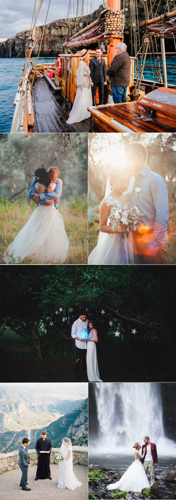 6 советы для пар. Сбежать ото всех и устроить романтическую свадьбу только для двоих – почему бы и нет? Но даже если вы выбрали для себя такой формат торжества, это не значит, что вы должны отказаться от незабываемого праздника! О том, как его организовать, читайте в нашей статье. #свадьба #подготовка #невеста #фото #красиво