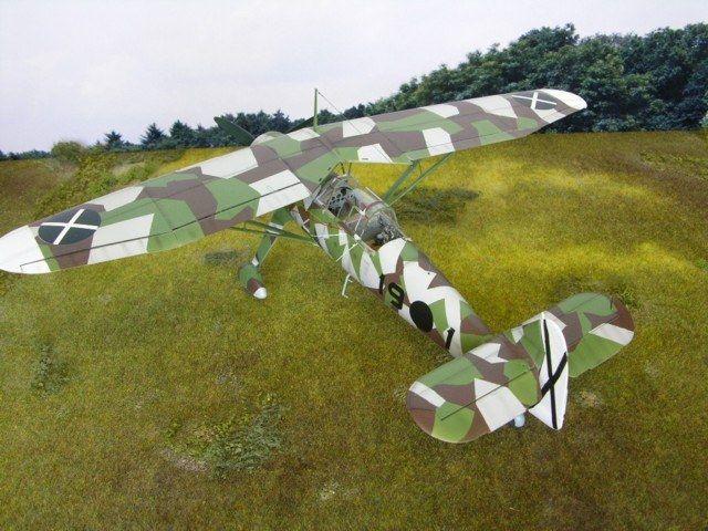 Planes - Henschel Hs-126」のお...