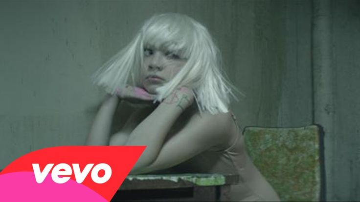 Sia - Chandelier (Official Video) - I think this video is so bad ass. I was meh about this song before now I love it haha