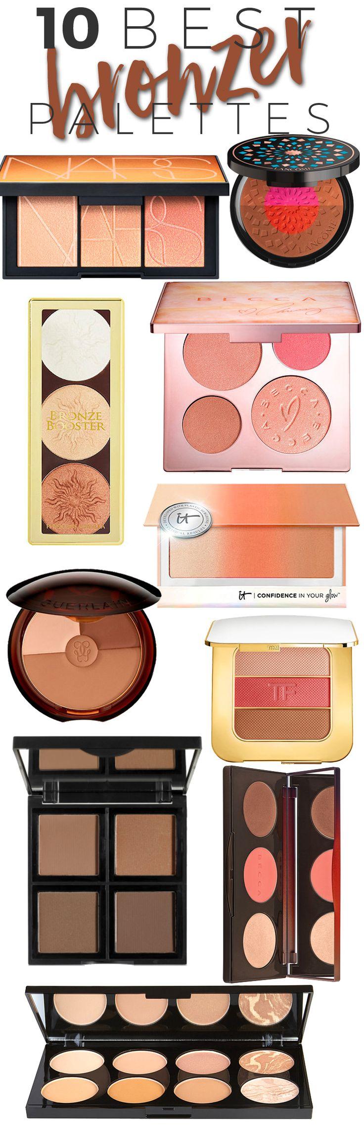 10 Best Bronzer Palettes