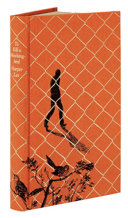 To Kill a Mockingbird, designed by Aafke Brouw
