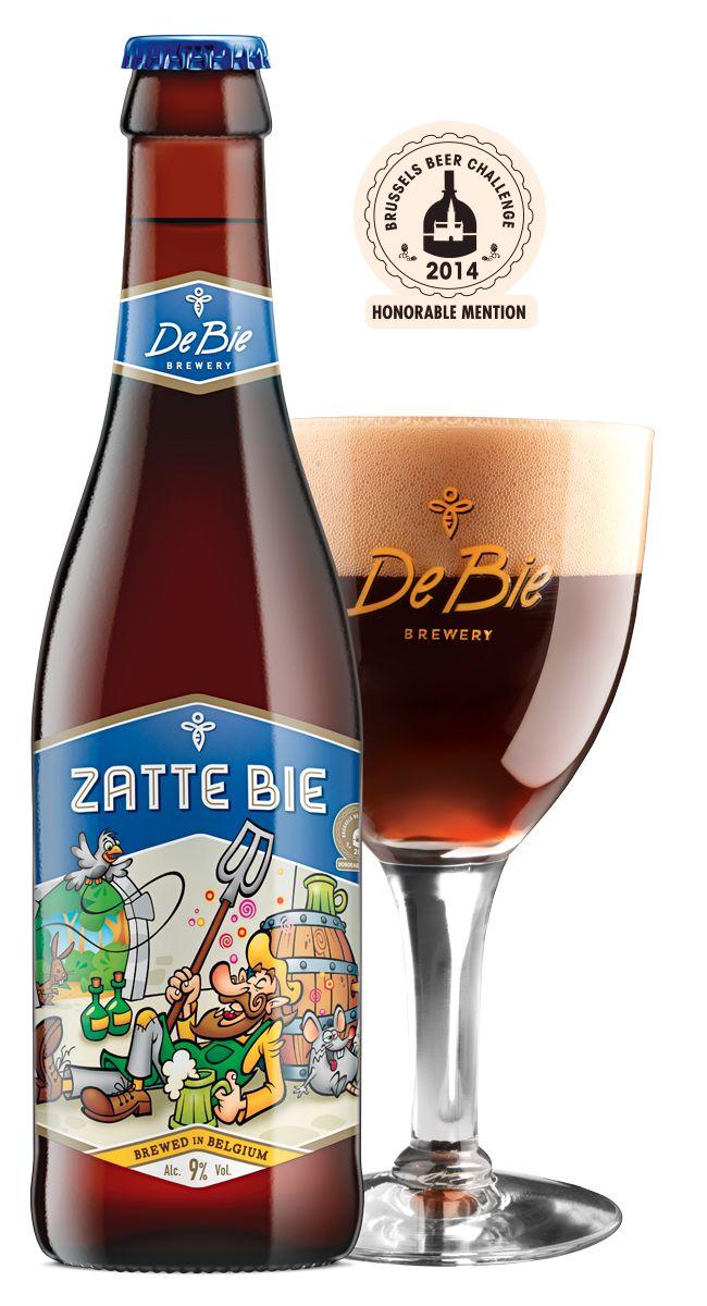 Zatte Bie - Brouwerij De Bie