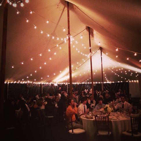& magical evening | Sperry Tents Hamptons. | Pinterest | Tents