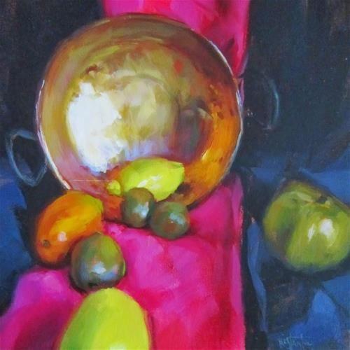 "Daily Paintworks - ""Olla de cobre"" by Víctor Tristante"