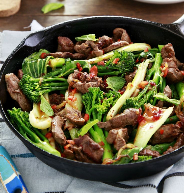 Read our delicious recipe for One Pot Teriyaki Lamb Stir Fry, a recipe from The Healthy Mummy 28 Day Challenge. It's going to be your new go-to recipe.