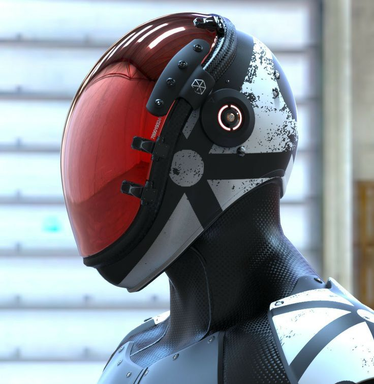10 Futuristic Helmet Concepts that I wish I could buy today.