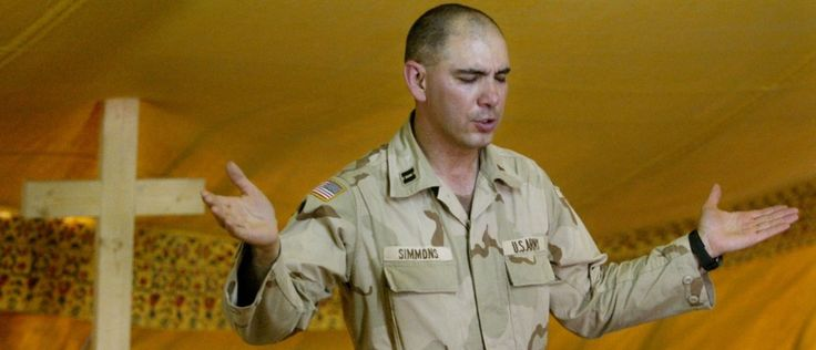 Army Chaplain Won't Be Censored On Bible   The Daily Caller