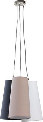 Lampa wisząca Triple - Oświetlenie - Artykuły Dekoracyjne - Meble VOX