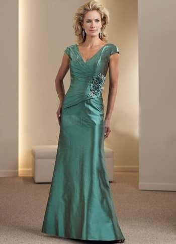 sexy mother of the bride dress, different color though  Wedding Ideas ...