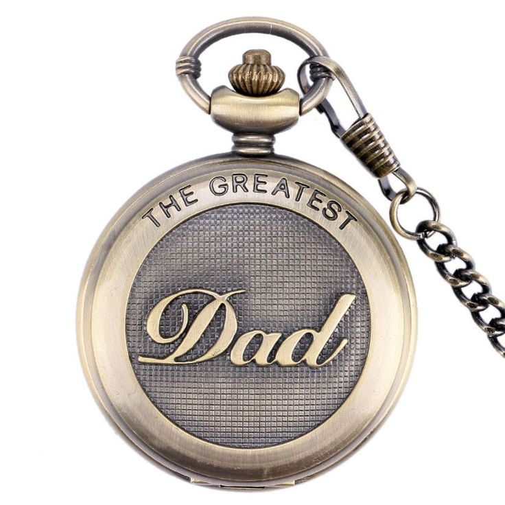 Pocket Watch For Dad