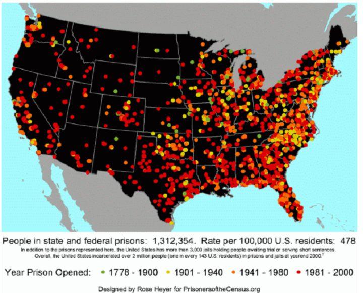 prisons Retreat Location Maps Pinterest Prison Survival and