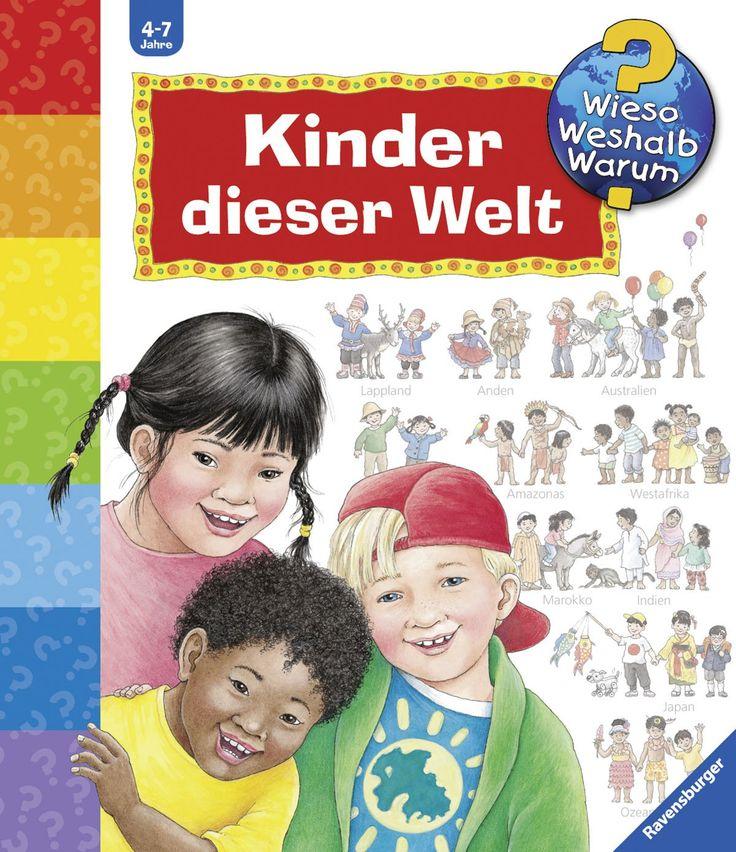 Wieso? Weshalb? Warum? Sonderband: Kinder dieser Welt: Amazon.de: Angela Weinhold: Bücher