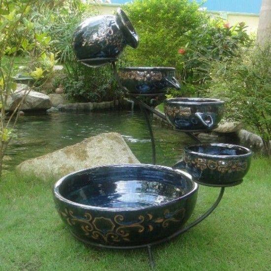 319 best Beautiful Water Fountains Patio Deck DisplayEnjoy