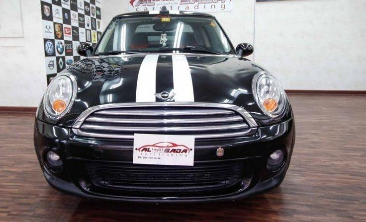 Pre owned Mini Cooper Customised to Pickup for sale in Sharjah by Al Sada Cars TD LLC. 4 cylinder engine, black exterior and automatic transmission. Comes with 16″ wheels and black interior....