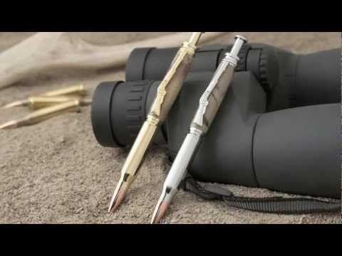 Click Bullet Pen and Pencil (pen turning kit)