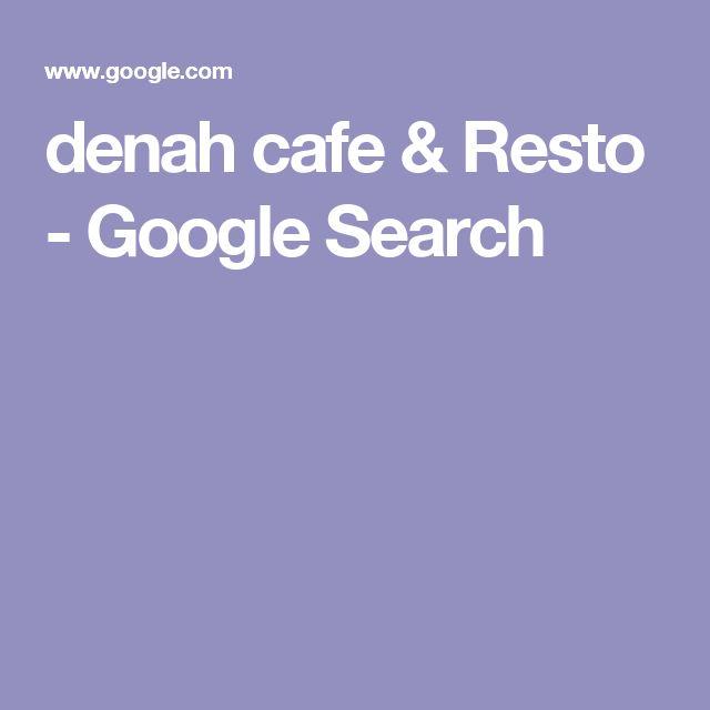 denah cafe & Resto - Google Search