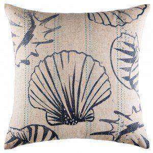 Square Shell Cushion