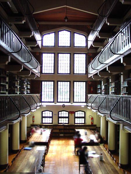 Biblioteca George Alexander - Universidade Presbiteriana Mackenzie