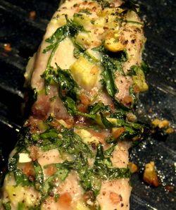 Garlic Cilantro Mahi Mahi Recipe