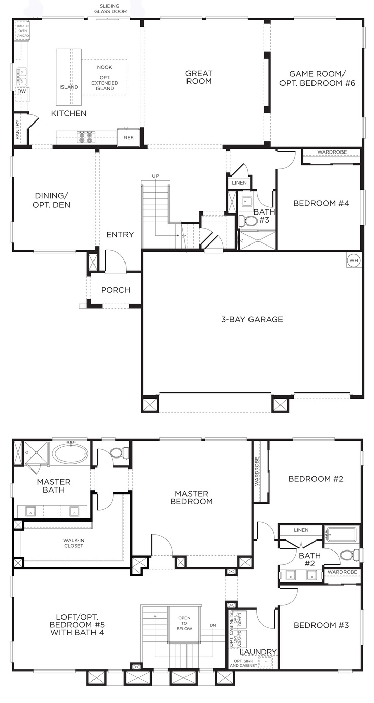 Meadow Ridge Plan 2A