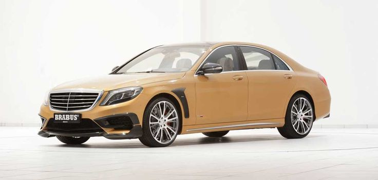 How does one make a Mercedes-Benz S63 AMG better? Simply hand it over to BRABUS. The BRABUS 850 is a monster sedan capable of producing some serious number