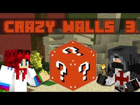 Minecraft - Crazy Walls - A Gyilkos Búza!- w/IceBlueBird