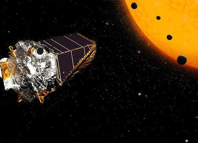 Εντοπίστηκαν 104 νέοι πλανήτες!  Το Kepler, το διαστημικό τηλεσκόπιο της…