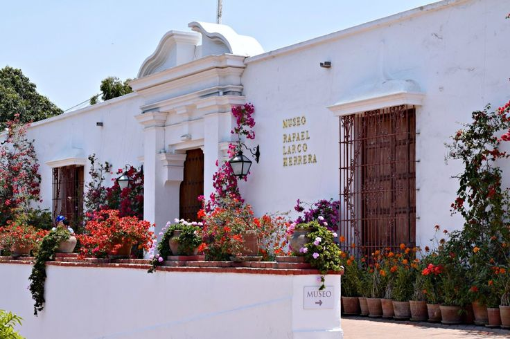 Lima's Museo Larco, an amazing destination for families with kids