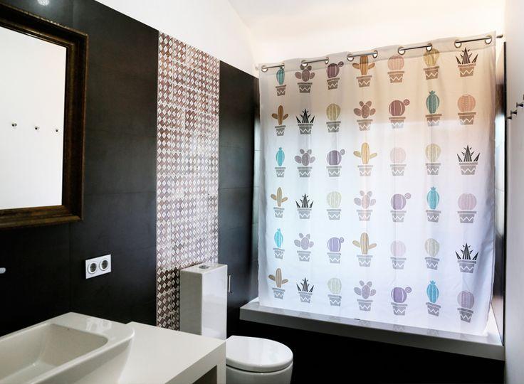 Las 25 mejores ideas sobre cortinas de ba o modernas en for Cortinas para bano modernas