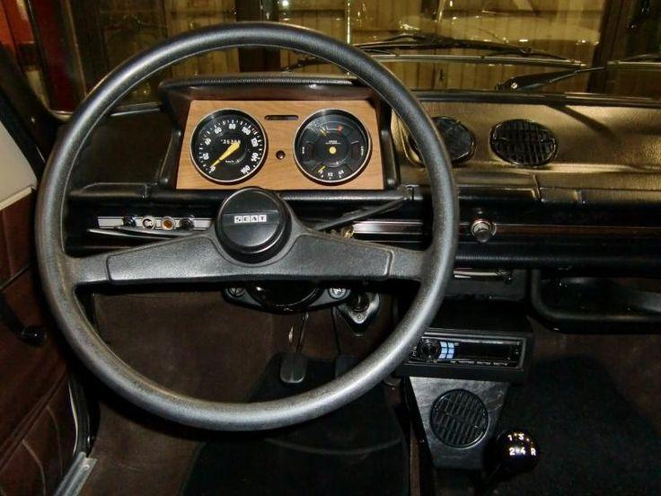 Antequera Classic - SEAT 127 LS - AÑO 1977