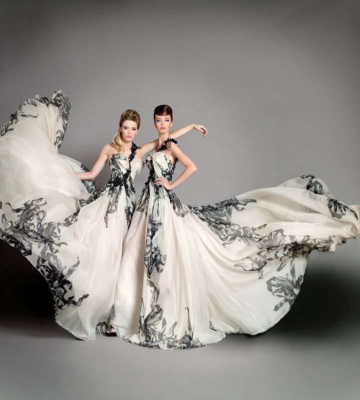 myfashion_diary: Blanka Matragi Haute Couture 2012