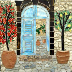 greek mosaic www.elounda-art.com